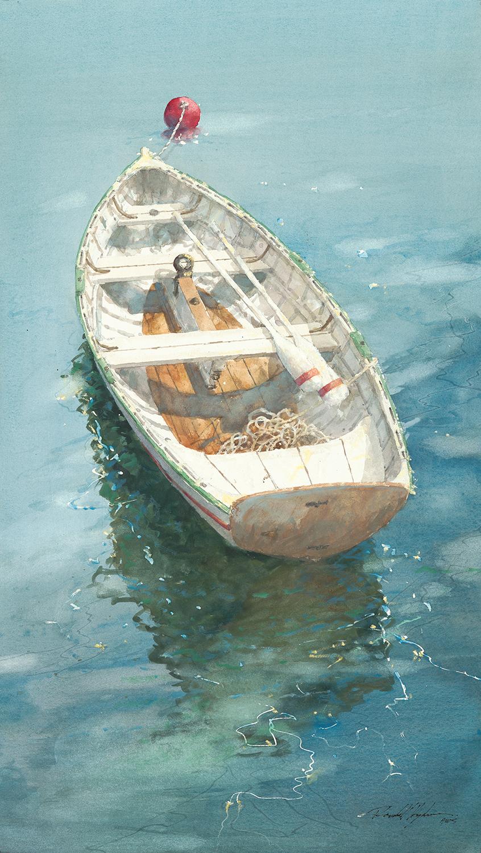 Randall Higdon, Painting