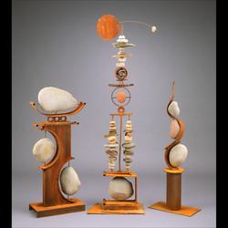 Angela Peterson, Sculpture