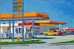 Scott Hartley, Painting