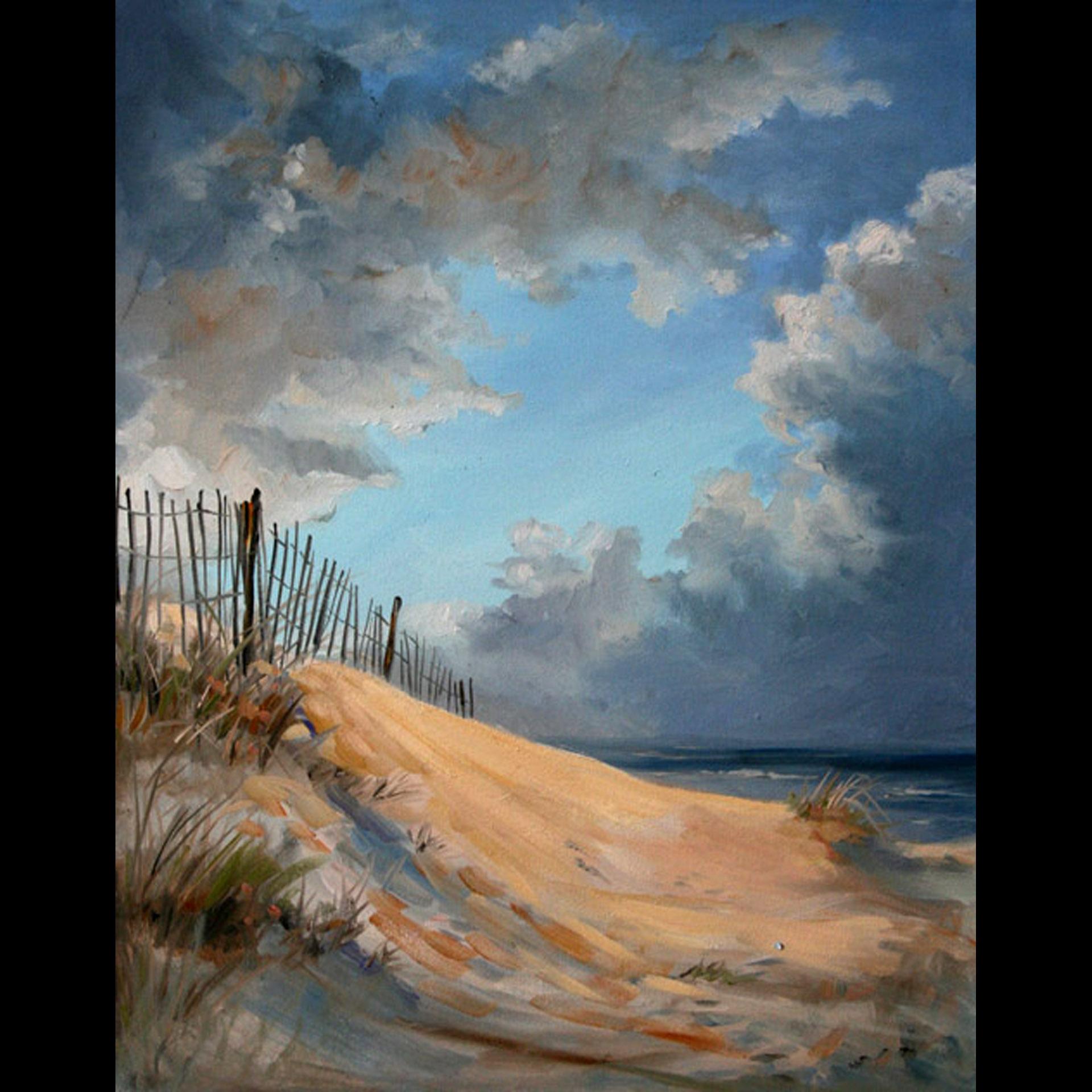 Gary Odmark, Painting