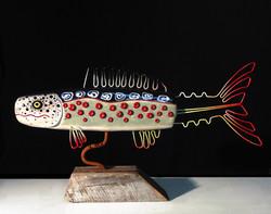 John Krieger, Sculpture & Painting