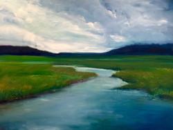 Chris Klassen, Painting