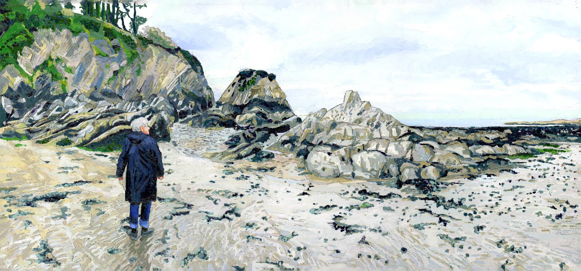 Jessie Fritsch, Painting