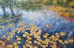 Kwang Cha Brown, Painting