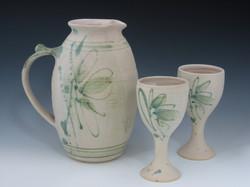 Stan Baker,  Ceramics