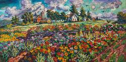 Kevin Barton,  Painting