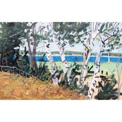 James Lounsbury, Painting