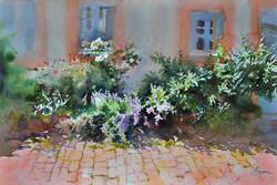 Trish Morgan, Painting