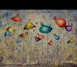 Kathleen Willer, Painting