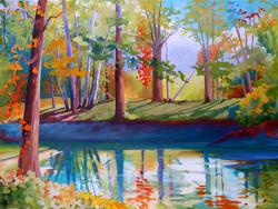 Deborah Hoover, Painting