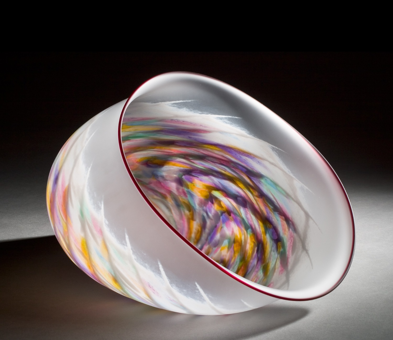 Mark Wagar, Glass