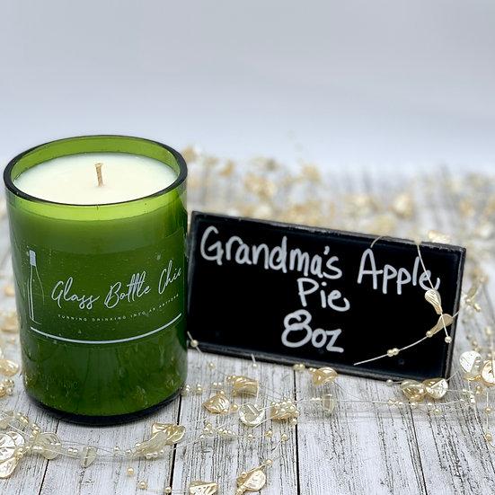 Grandma's Apple Pie- 8 oz