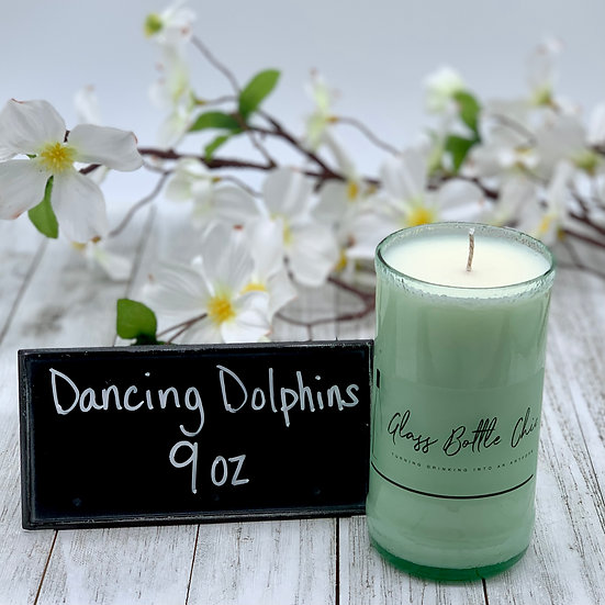 Dancing Dolphins - 9 oz