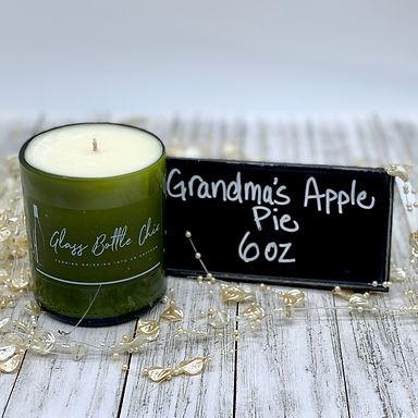 Grandma's Apple Pie- 6 oz