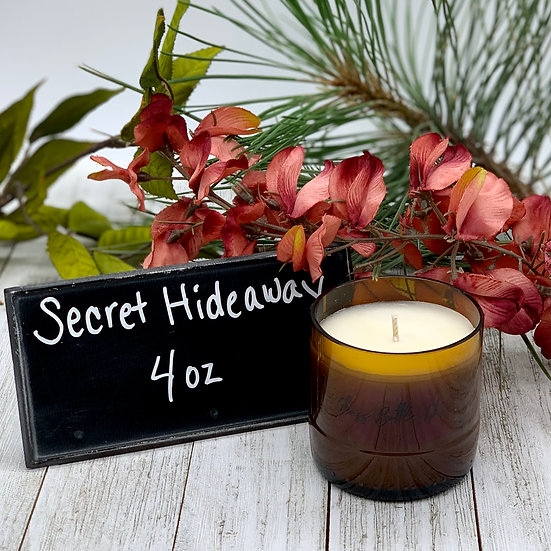 Secret Hideaway - 4 0z