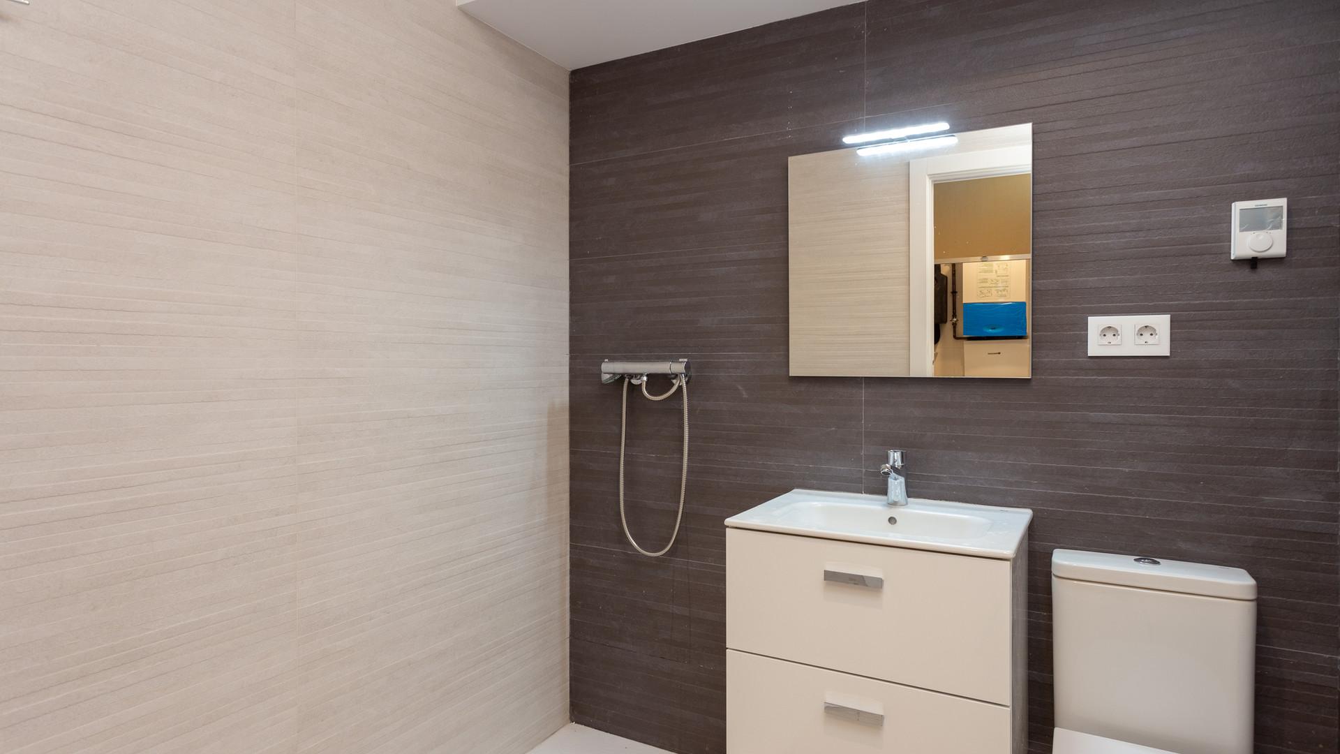 Санузел 1 этаж / Bathroom fl 1