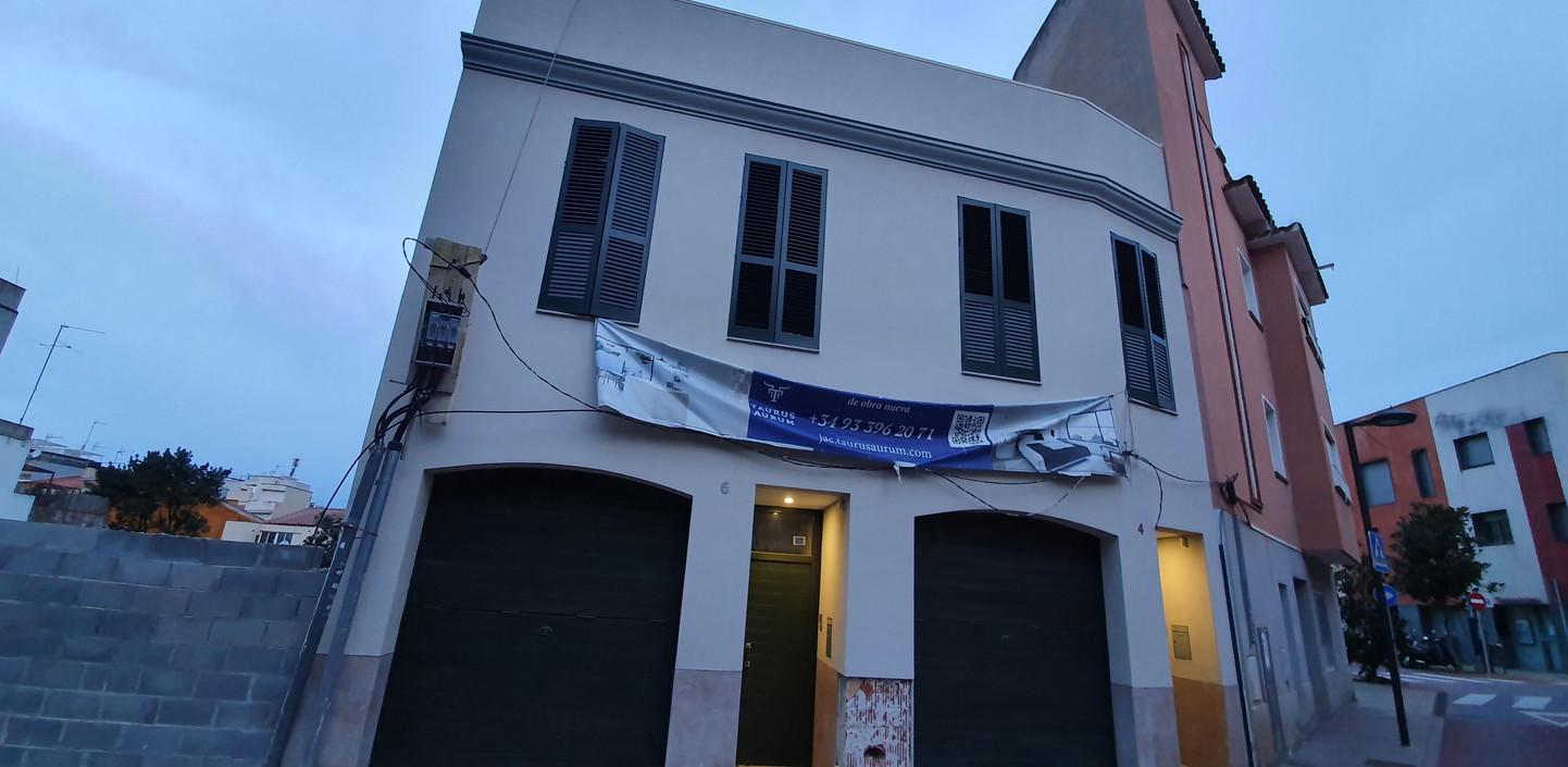 Фасад 1 / Facade 1