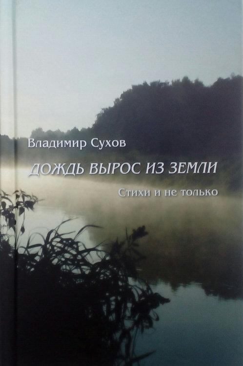«Дождь вырос из земли» Владимир Сухов