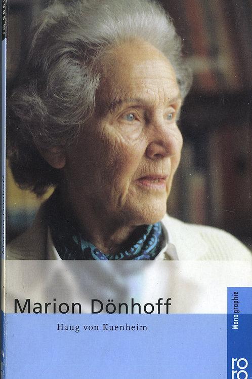 Marion Donhoff Haug von Kuenheim