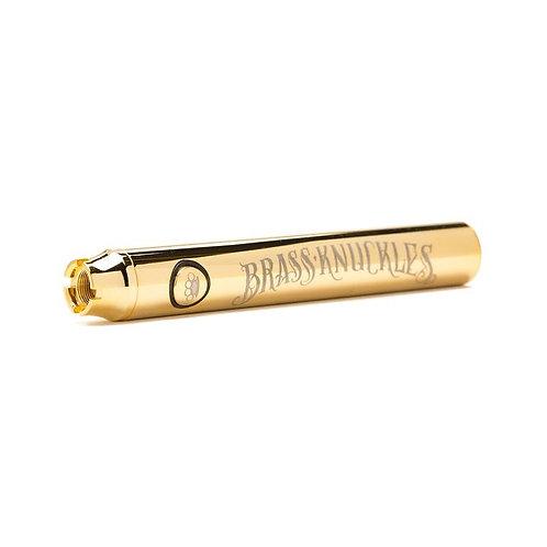 Brass Knuckles Vape Battery - Pen + Charger