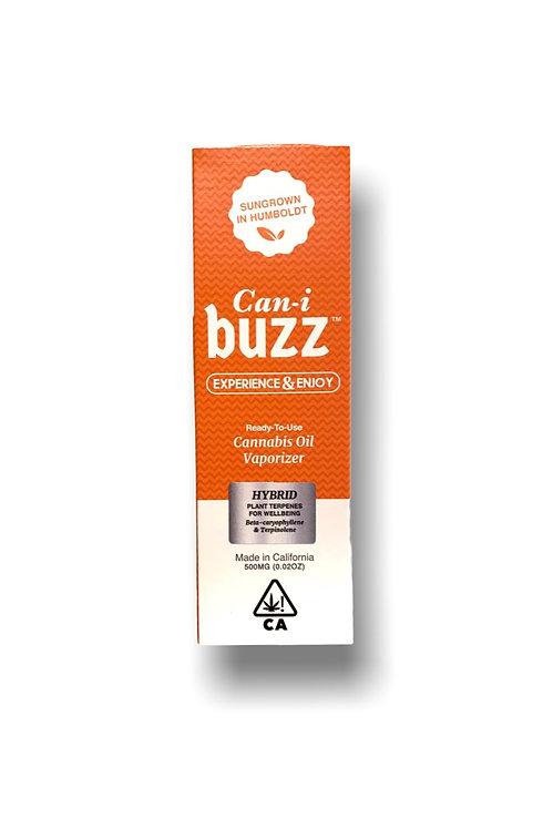 Can-i Buzz - Experience & Enjoy - Hybrid - 500mg