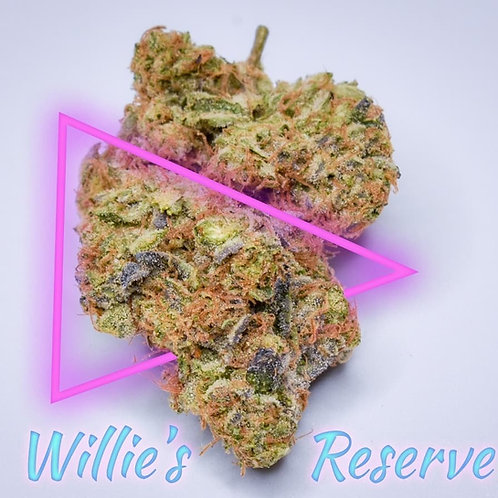Kings Garden - Willie Nelsons Private Reserve - Indica