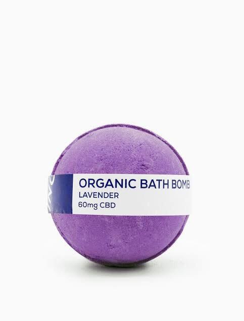 CBD Living - Bath Bombs - 100mg