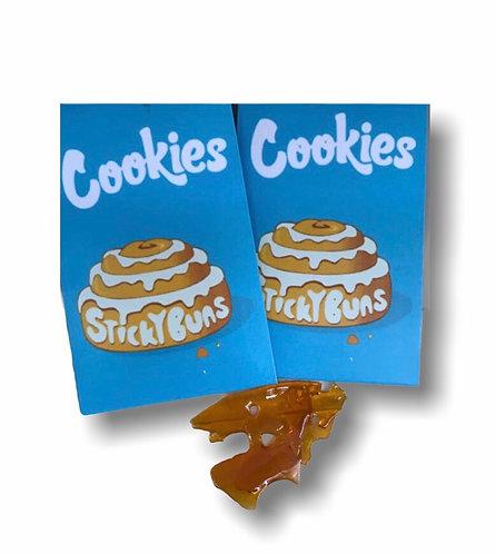 Cookies - Sticky Buns Shatter - 1 Gram