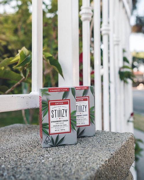 STIIIZY - Strawberry Cough Premium THC Pod - Sativa