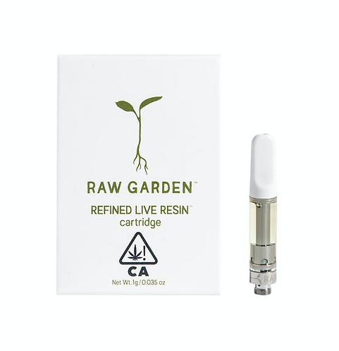 Raw Garden Live Resin 1G - Jack Punch - Sativa