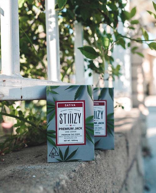 STIIIZY - Premium Jack Premium THC Pod - Sativa