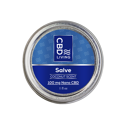 CBD Living Salve - 100mg CBD