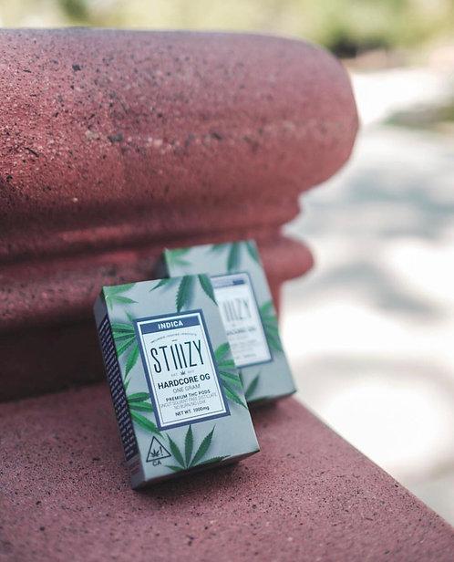 STIIIZY - Hardcore OG Premium THC Pod - Indica