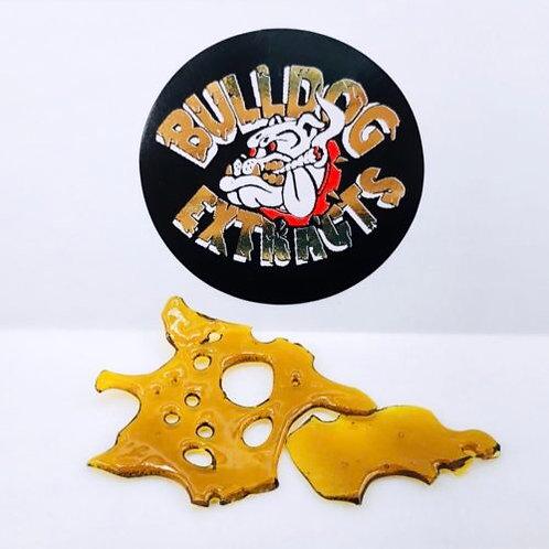 Bulldog Nug Run Shatter - 500mg