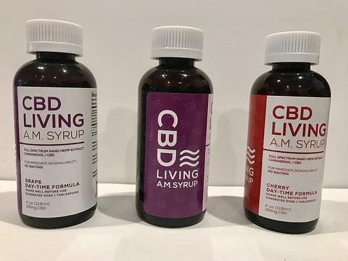 CBD Living - A.M. SYRUP
