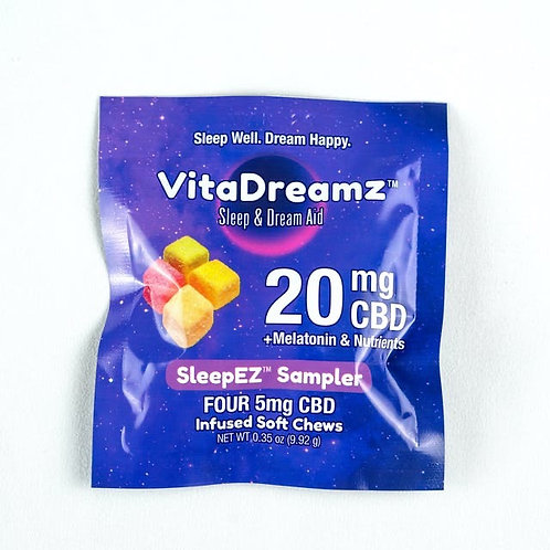 VitaDreamz SleepEZ Sampler - 20mg