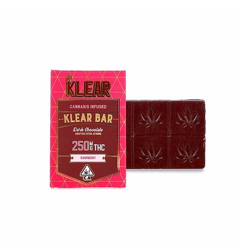 KLEAR Chocolate Bar