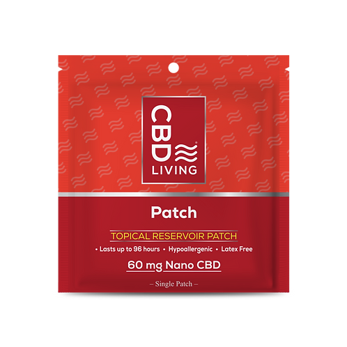 CBD Living - 60mg Patch