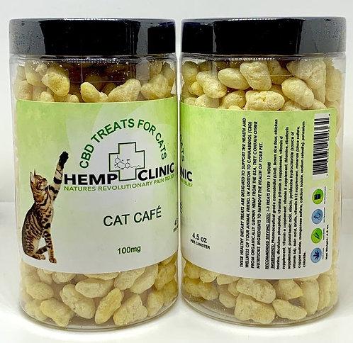 Hemp Clinic CBD Cat Treats