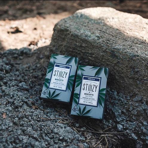 STIIIZY - Biscotti Premium THC Pod - Indica