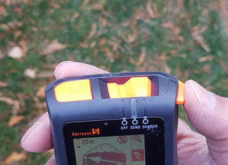 Mammut Barryvox S beacon review