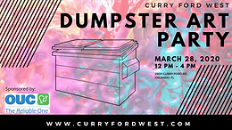 Dumpster Art Party