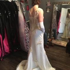 Custom 20's themed dress
