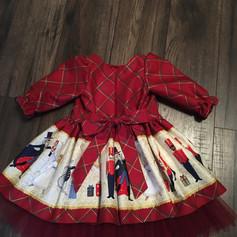 Nutcracker dress