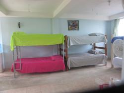 Bunk beds in Guest Rooms