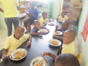 hungry kids cannot learn