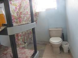 Visitor's bathroom