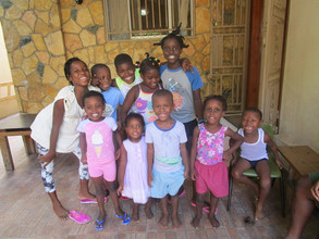 Haitian Kids at Children's Home