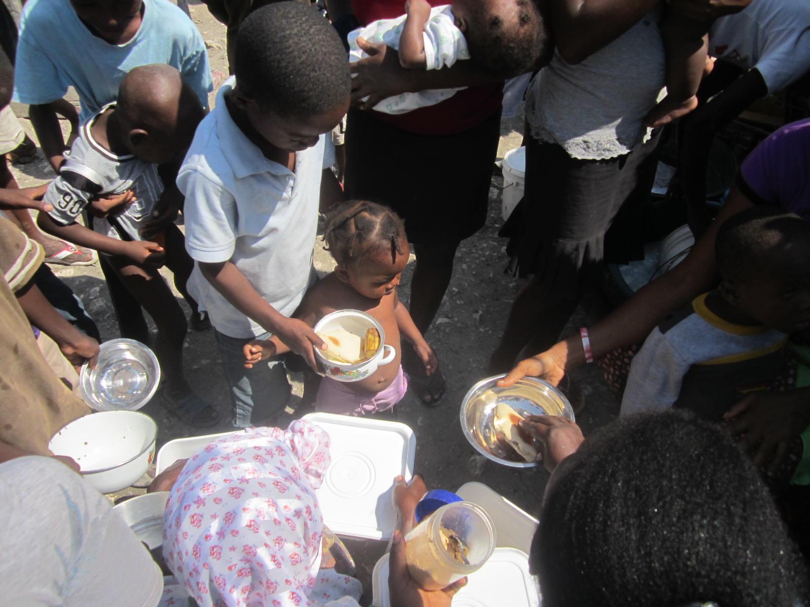 Ravine Baby Feeding Program