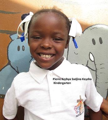 Pierre Keshya Sadjina Keysha Kinder  cro